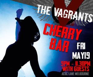 Cherry Bar May 19th