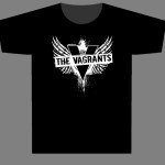 Vagrants black/white Tshirt