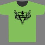 The Vagrants Wings 1c green