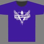 The Vagrants Wings 1c purple