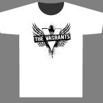 The Vagrants Wings 1c white