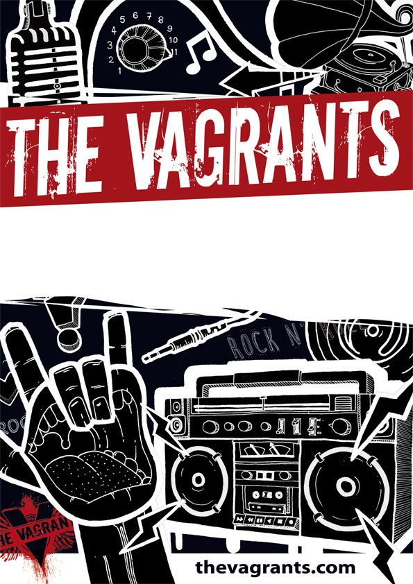 Vagrants Poster