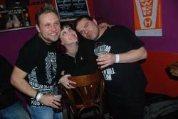 Tom, Ren and Steve