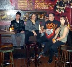 Vagrants at Gorilla Bar007