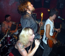 Vagrants at Gorilla Bar019